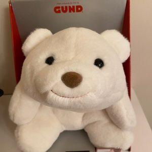 FAO Schwarz 2016 Gund Snuffles Bear Collectible
